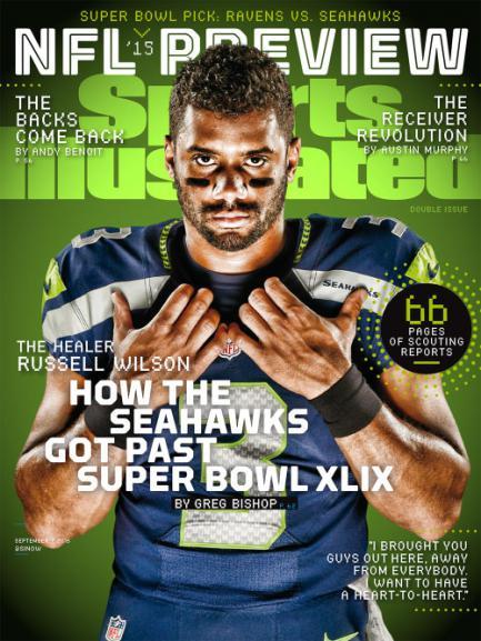 Sports Illustrated - 7 September 2015