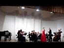 М.П.Мусоргский-К.Тушинок Думка Параси из оперы Сорочинская ярмарка