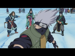 Naruto [movie 1] ninja clash in the land of snow  (наруто фильм 1)