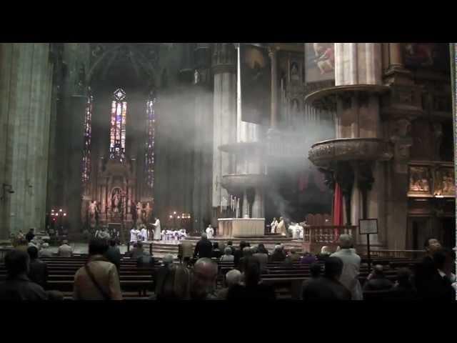Duomo di Milano Milan Cathedral 16th October 2011