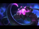 Vel'Koz the Eye of the Void Login Screen League of Legends