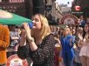 Ярина Білоус із Хейлівщини стала переможцем в Караоке на майдані
