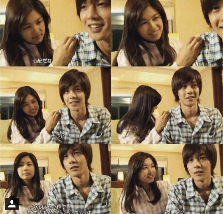 Ким хен джун и его девушка чхве фото