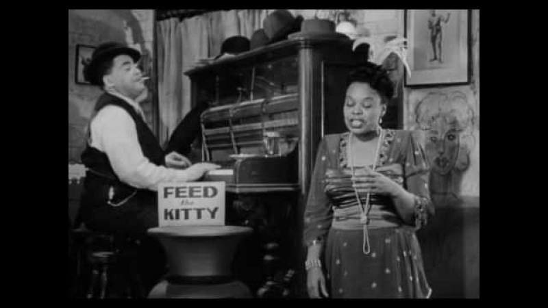 Fats Waller Ada Brown - That Aint Right - Stormy Weather (1943)