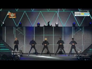 150408 SHINee (샤이니) - Sherlock 셜록 (Clue + Note) @ Music Bank in Ha Noi 2015
