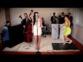 Bad romance vintage 1920's gatsby style lady gaga cover ft. ariana savalas & sarah reich