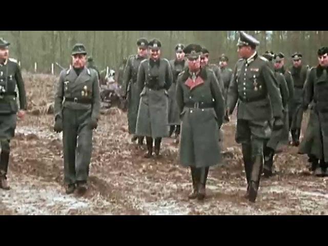 09 Высадка союзников в Нормандии Overlord Вторая Мировая в HD цвете