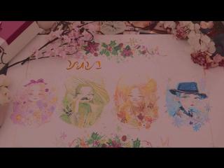 MV (MAMAMOO) - Draw, Draw & Draw