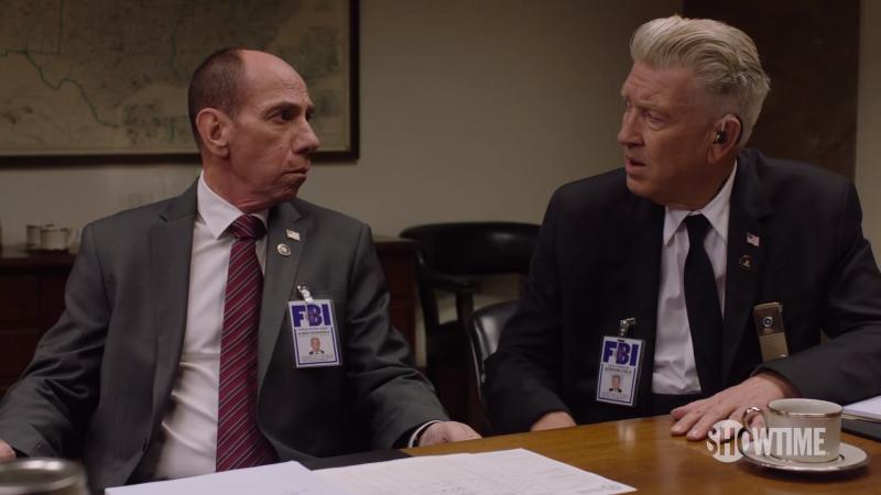 Твин Пикс Twin Peaks 3 сезон Тизер трейлер 2017 HD