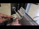 Установка гаражных ворот с пружинами растяжения DoorHan RSD01
