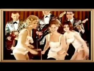 Chubby checker, little richard, dion - let's twist again (sexy)