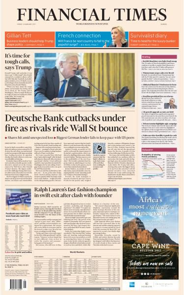 Financial Times Europe 3 February 2017 FreeMags