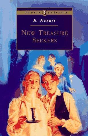 E Nesbit - The Treasure
