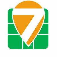 Логотип 7 МИЛЯ походы и сплавы Ижевск