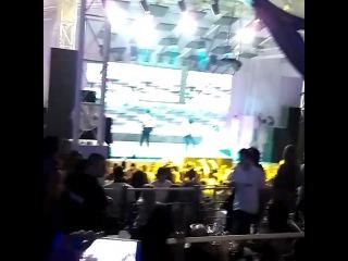 Агонь-Белая стрекоза любви ( 10/06/2016, Brazil Club, Коблево)