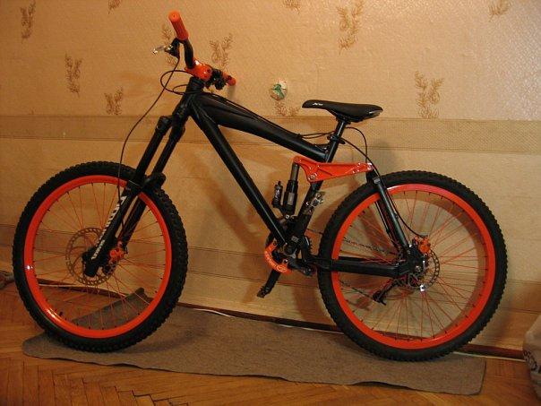 светодиодов как красиво покрасить велосипед картинки поле или