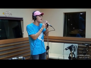 "[Радио] 160816 JUN. K - BETTER MAN + THINK ABOUT YOU @ MBC Radio ""Park Jungah's Moonlight Paradise"""