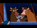101 далматинец - Я не трусливый цыплёнок/Почему-у мы лаемся, я не пойму-у - Серия 21  Disney