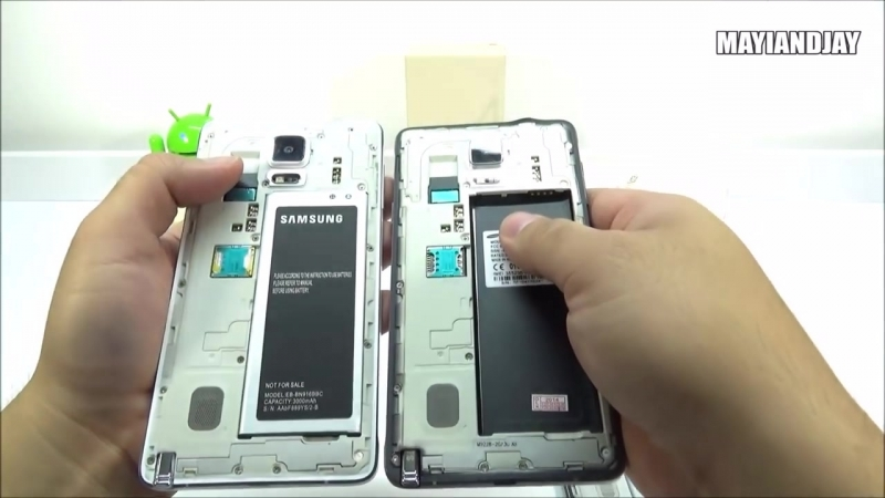 HDC Galaxy Note 4 Black Unboxing Comparison MTK6582 5 7 IPS 1GB8GB Remote Aluminum HD