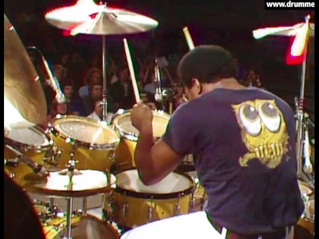 Billy Cobham Tenth Pinn - 1974