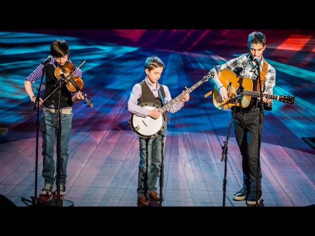 Bluegrass virtuosity from ... New Jersey | Sleepy Man Banjo Boys