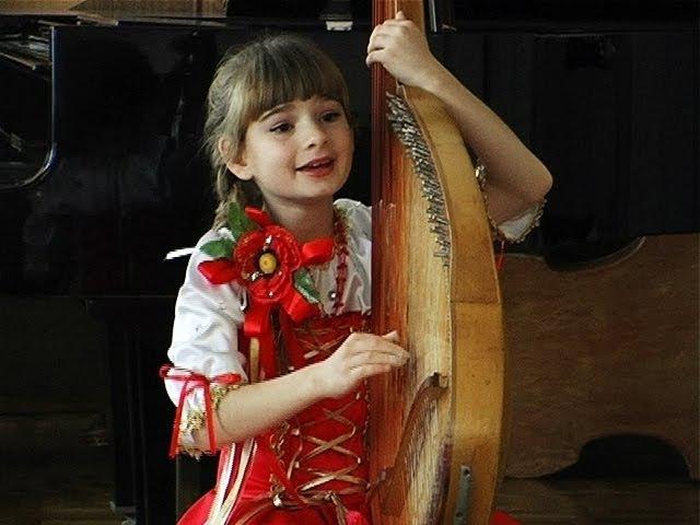 Коломийська бандуристка перемогла на міжнародному конкурсі