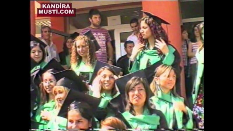 KANDIRA ÜNİVERSİTESİ 2006 2007 KEP TÖRENİ B 11
