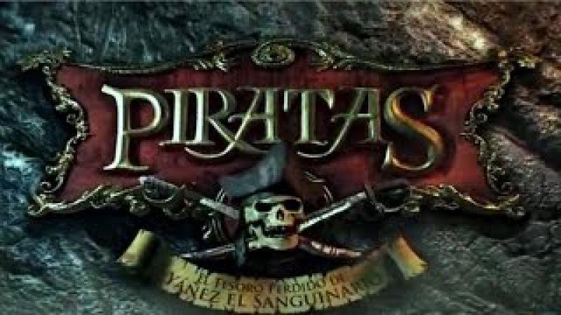 Пираты Испания Исторический сериал 7 серия