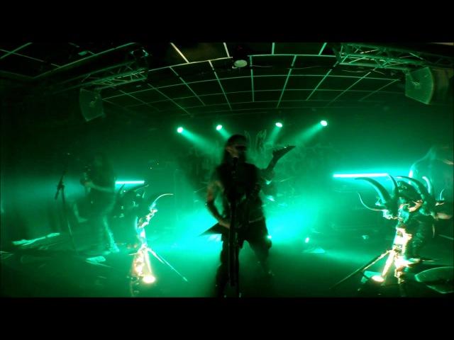 Belphegor Conjuring the Dead Pactum in Aeternum Live at Le Korigan Aix en Provence France 5 12 2015