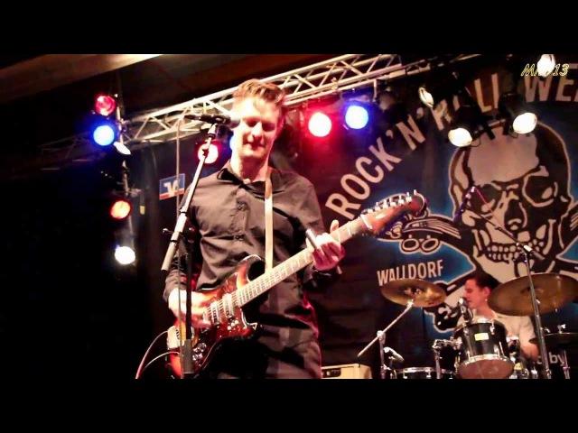 The Domestic Bumblebees – Break Up Bop (Live At Rockabilly Weekender Walldorf 2013)