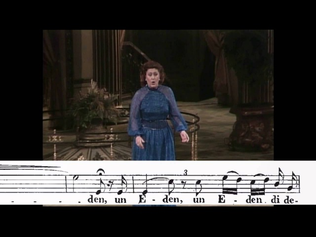 Anna Tomowa Sintow Surta è la Ernani involami Errnani G Verdi