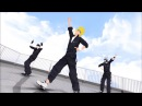 【MMD NARUTO】 Shake It! by Team Minato boys