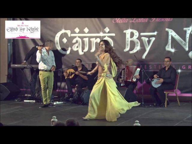 Eva Mandisa - Nassam Aleyna El Hawa at Cairo by Night festival 2015