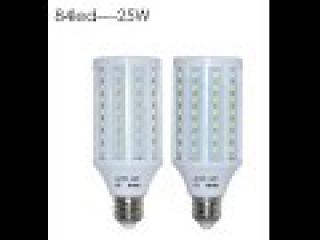Aliexpress светодиодные лампы 84Led SMD5730 мощностью 17W China