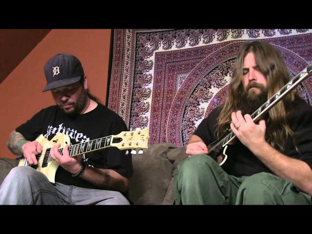 Lamb of Gods Mark Morton Willie Adler Rig demo with the Mesa RA-100 Mark V