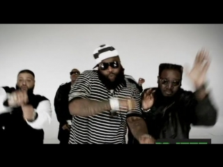 DJ Khaled feat. T-Pain_ Ludacris_ Snoop Dogg and Rick Ross - All I Do Is Win