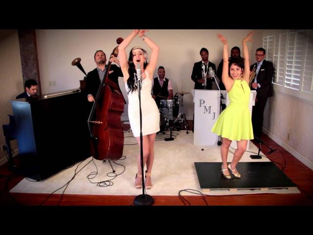 Bad Romance - Vintage 1920's Gatsby Style Lady Gaga Cover ft. Ariana Savalas Sarah Reich