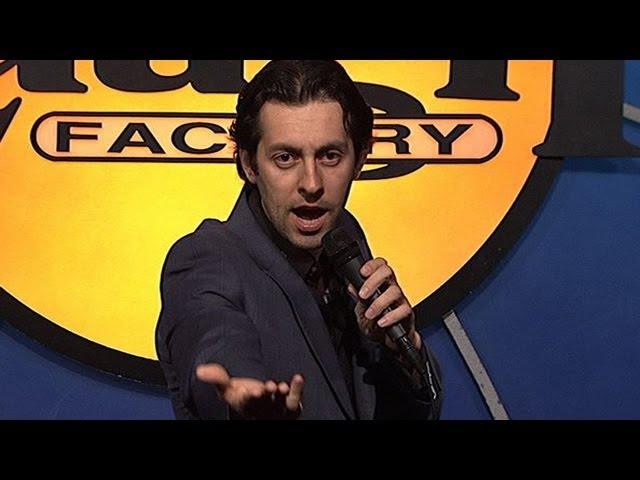 Max Amini Tomato Juice Stand Up Comedy