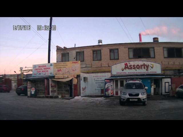Взрыв метеорита Челябинск 15,02,2013 meteorite meteor explosion chelyabinsk