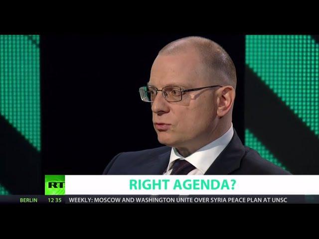 Xenophobia, neo-Nazism upsurge shows EU failing on human rights Russian human rights envoy