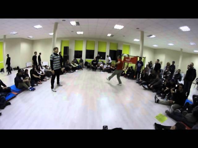 Хип Хоп Хата IV г Чернигов 1 8 final Beezz 232 flavor Gomel vs Volodya 03 Conquistador crew Minsk Dance HUB