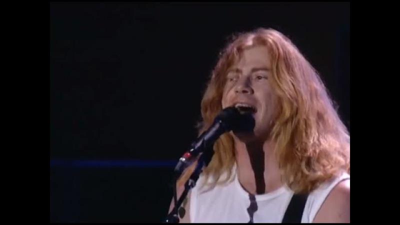 Megadeth - Crush Em - 7251999 - Woodstock 99 West Stage (Official)