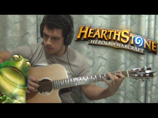 Pull Up a Chair - Hearthstone (Cover by Nonato)