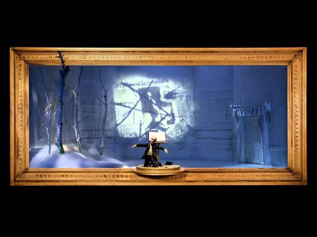 Tchaikovsky, An Elegy. Stop Motion Animation Short by Barry J C Purves