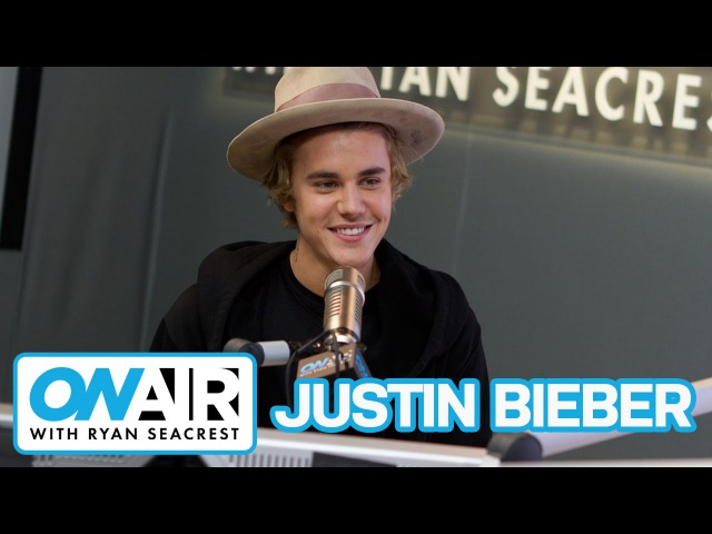 Justin Bieber On New Music, Selena Gomez Inspiration   On Air with Ryan Seacrest