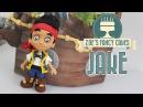 Джейк и пираты Нетландии JAKE AND THE NEVER LAND PIRATES CAKE TOPPER