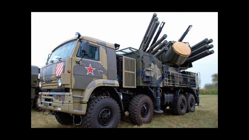 Панцирь С1 Охотник за томагавками Оружие России