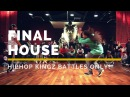 HipHop Kingz 2015 Battles Only | Veusty vs Dro | Final House