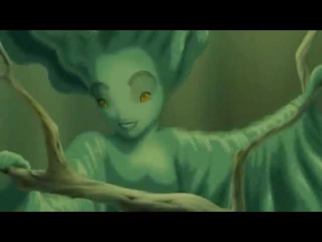 Сотворение из мультфильма Фантазия 2000