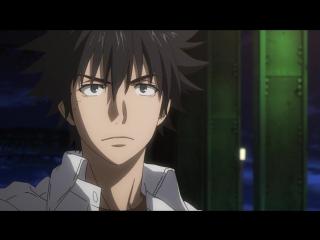 AniDub Toaru Kagaku no Railgun S | Некий научный Рейлган ТВ-2 14 Lonely Dragon, Tinko